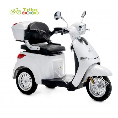 Cristal Scooter Elettrico a 3 ruote 1000W