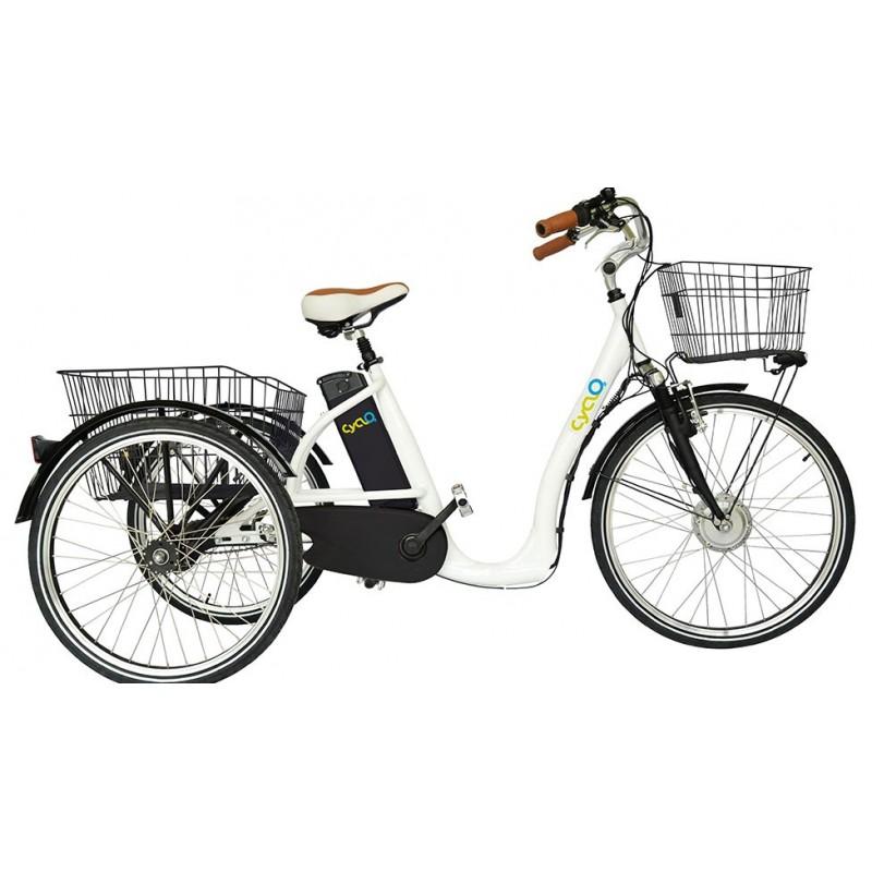 Cyclo2 Comfort 24 Elettrico