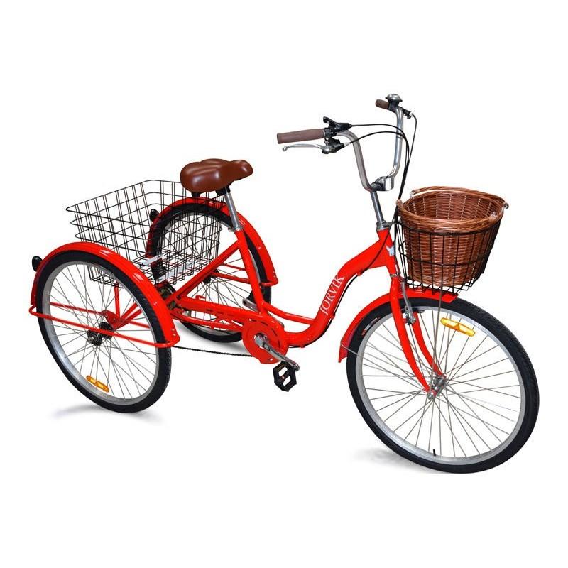 Bicicletta Per Adulti A Tre Ruote Bicicletta Ultra Leggera